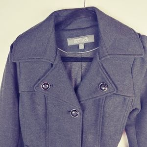 Kenneth Cole Jackets & Coats - New Kenneth Cole Jacket Gray Graphite, M
